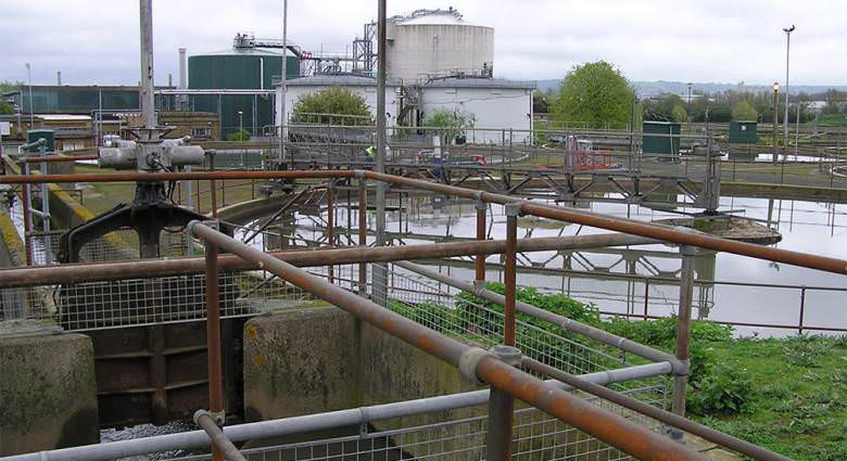 Ashford Wastwater Treatment Works