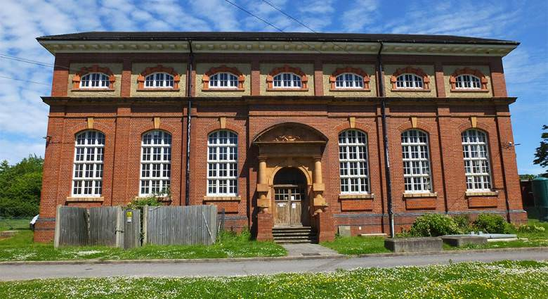 Brede Water Supply Works Listed Building